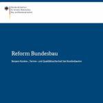 Symbolbild Reform Bundesbau
